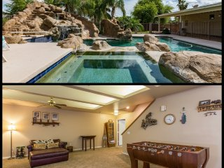 Mesa Waterslide Basement Retreat