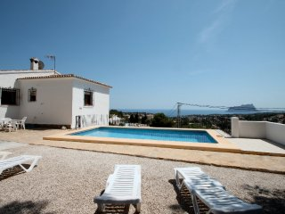 Xareta - modern villa with splendid views in Moraira