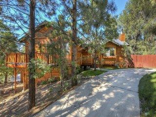 1 Acre Log Home