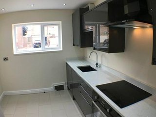 Modern 4 bed townhouse in Birmingham City Centre