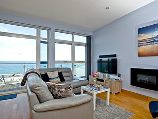 Ocean Penthouse located in Newquay, Cornwall