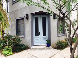boutique & chic!  close to parades, universities and anything/everthing nola!
