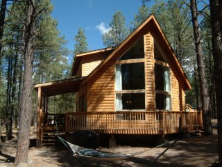 Moose Manor - Beautiful Luxury Cabin in Grand Canyon/Flagstaff Area