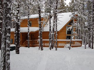Book Early for Spring Break! Gorgeous Cabin in the woods - Free WiFi