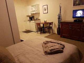 Cozy Little Studio, min to Downtown Ottawa