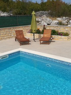 NEW! Villa KATJA with pool between Split - Omis