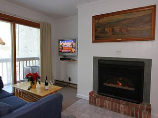 Whiffletree H6 - Two bedroom Condo Shuttle To Slopes/Ski Home