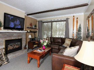 Whiffletree D2 - Nicely Decorated Three bedroom Condo Shuttle to Slopes/Ski Home
