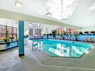 Sunrise West Glade L3 -Ski on/ski off two bedroom, pool,hot tub & fitness center