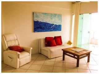 Apart-Hotel in front of the sea in Barra da Tijuca BAR04
