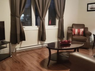 Amazing, Spacious 2 BDR Apt. 5 min to D.T Ottawa