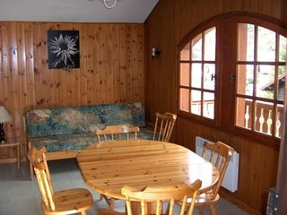 2 rooms cabin 4 people 2epis exposed South-East