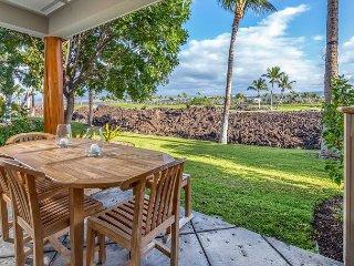 Hawaiian Luxury Villa with Golf & Mountain Views