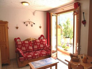 3 rooms cabin 6 people 3* exposed South-West