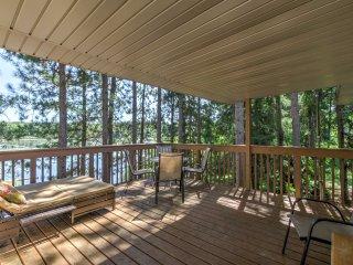 NEW! Lakefront 2BR Westfield Cabin w/ Dock & Canoe