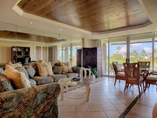 Maui Eldorado 2/bd 1st Floor w/ Golf Course View, Corner Unit, Fall Specials!