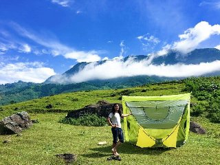 Campsite in Utopia Resort - Mountain Retreat