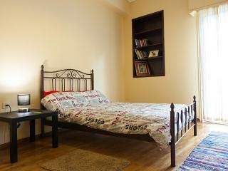 Spacious, Centrally Located Athenian Apartment