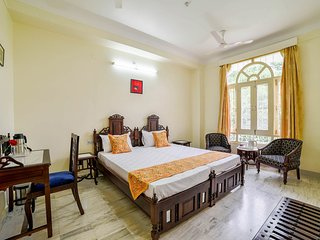 Classic bedroom in Central Udaipur