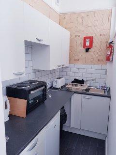 Reads Court, Blackpool - Kitchen