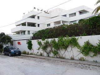 Upscale Condo in Puerto Morelos