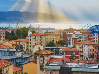 Apartament in full center of La Spezia, near to the station