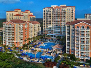 Myrtle Beach Marriott Ocean Watch Grand Dunes OCEAN FRONT Villa!