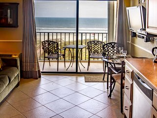 Beautiful 4th Floor Oceanfront Condo ~ Heated Pool ~ Pet Friendly!!!