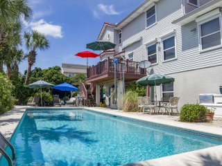 Beautiful 5/4 Ocean View Home - Large Pool - Sleeps 12!!!