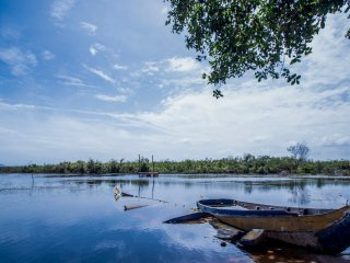 Escape to discover Siem Reap scenery