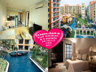 Venetian Resort Pattaya - Family Suite