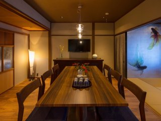 Spacious Traditional House x 2 Toilets x FREE Wifi x 3 Bedroom x Higashi Chaya