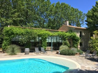 Beautiful villa with private pool near Narbonne