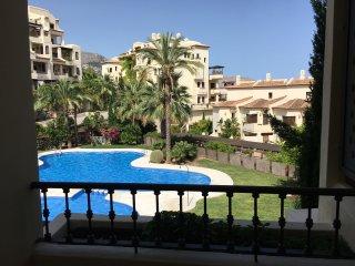 Apartamento deluxe a 50 metros de la Playa en Altea en urbanizacion privada