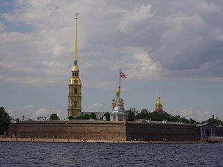 Квартира в самом центре Петербурга