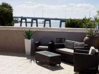 San Remo Haven, Phillip Island, luxury waterfront apartment