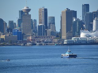 Waterfront 2bed/2bath Condo Lower Lonsdale