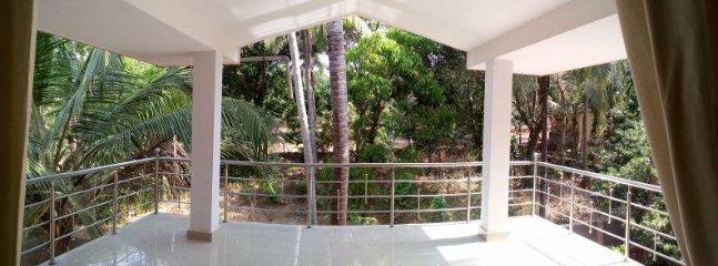 Mangalore Homestay Balakrishna in Udupi - Blick von der Terrasse