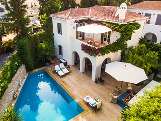 Dream Villa with pool in Spetses island!