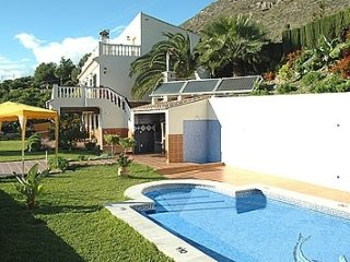 7 bedroom Villa in Nerja, Andalusia, Spain : ref 5455074