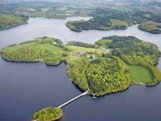 Lake vassiviere