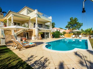 6 bedroom Villa in Quinta do Lago, Faro, Portugal : ref 5479967