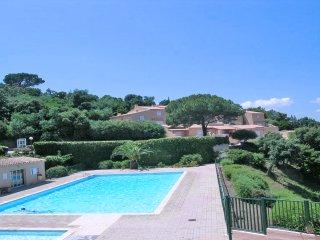 Maison 4 personnes - Climatisation - WiFi - Piscine Résidence - Sainte-Maxime