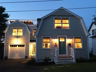 NEW LISTING:  Stunningly Renovated Beach House with OCEAN VIEWS-150 yds to beach