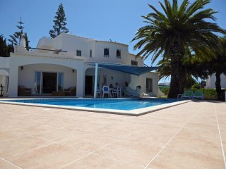 Poolvilla Maria with Seaview 5 minutes to the beach