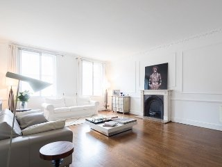 Very spacious apartment in front of Hyde Park - Knightsbridge / 5***** service