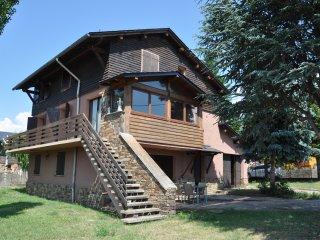 Espectacular casa para 12 personas en Bourge-Madame!