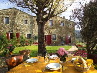 Villa la Veronica - Ideal for weddings in Chianti