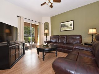 Family-Friendly Home Near Disney & Beach w/ Resort Pool, Spa, Gym & Lazy River