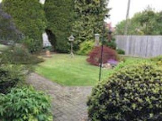 Parte dei proprietari ampio giardino